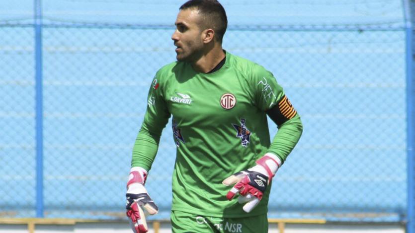 Universitario: José Carvallo firmó por 2 años