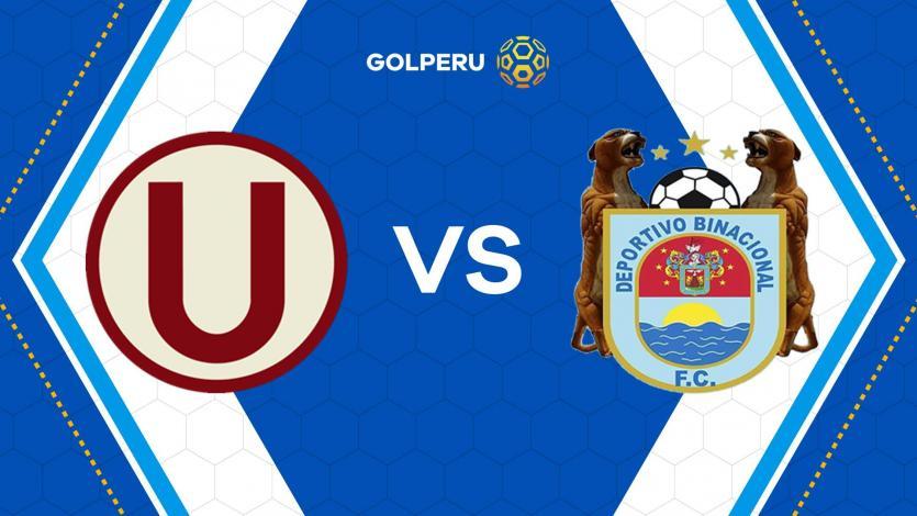 Universitario recibe a Deportivo Binacional por la octavafecha del Torneo Apertura