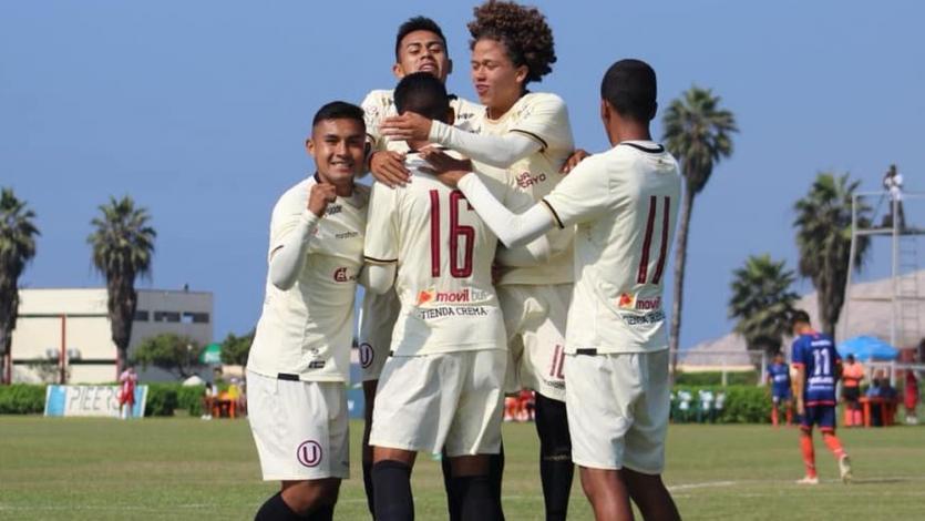 Torneo de Reservas: Universitario goleó 5-0 a César Vallejo y es el único líder