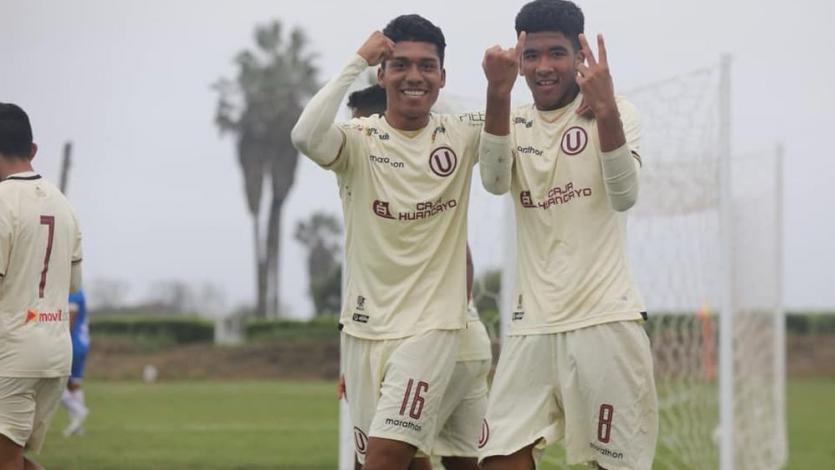Universitario venció 1-0 a Unión Comercio y se acercó a la punta en el Torneo de Reservas