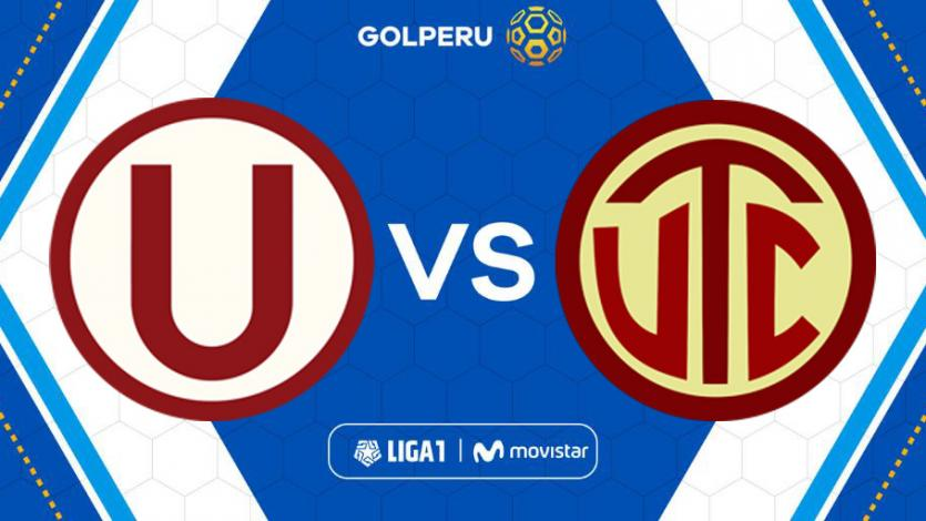 Universitario vs UTC: hora, estadio y posibles alineaciones por Liga1 Movistar