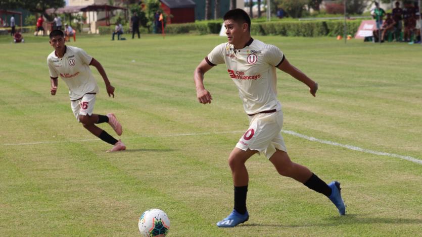 Universitario y Alianza Lima empataron a uno en el clásico de Reservas (FOTOS)