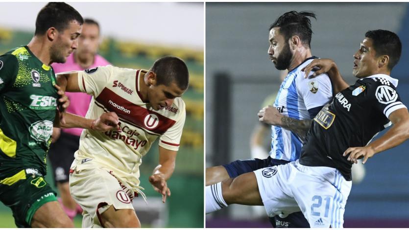 Copa Libertadores: así quedaron Universitario y Sporting Cristal en la tabla de posiciones tras la fecha 2