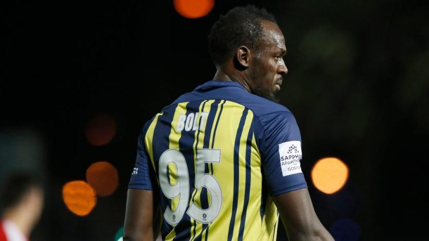 Se terminó el sueño de Usain Bolt