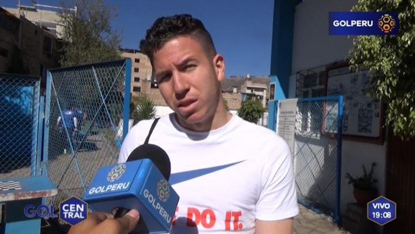 Adrián Ugarriza: