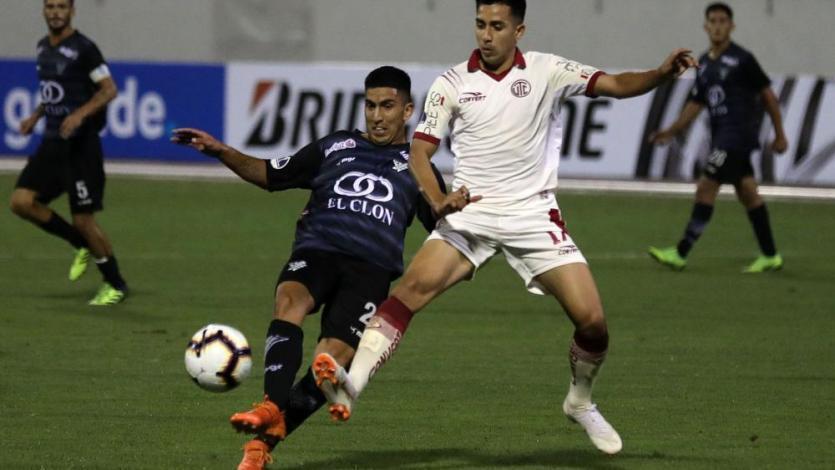 UTC perdió en su visita ante Cerro (U) y se despidió de la Copa Sudamericana