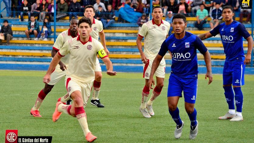 UTC venció a Carlos A Mannucci en 'La Tarde del Gavilán del Norte'