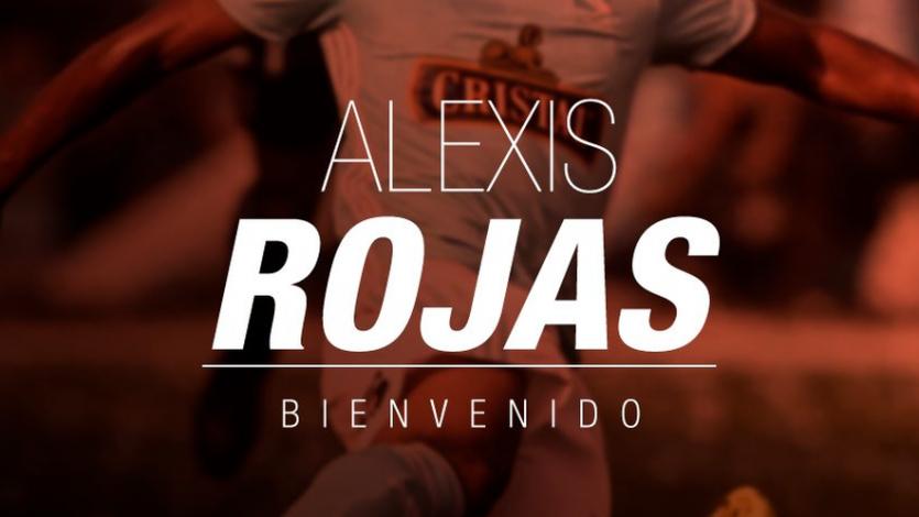 César Vallejo: Alexis Rojas llega cedido por todo el 2019