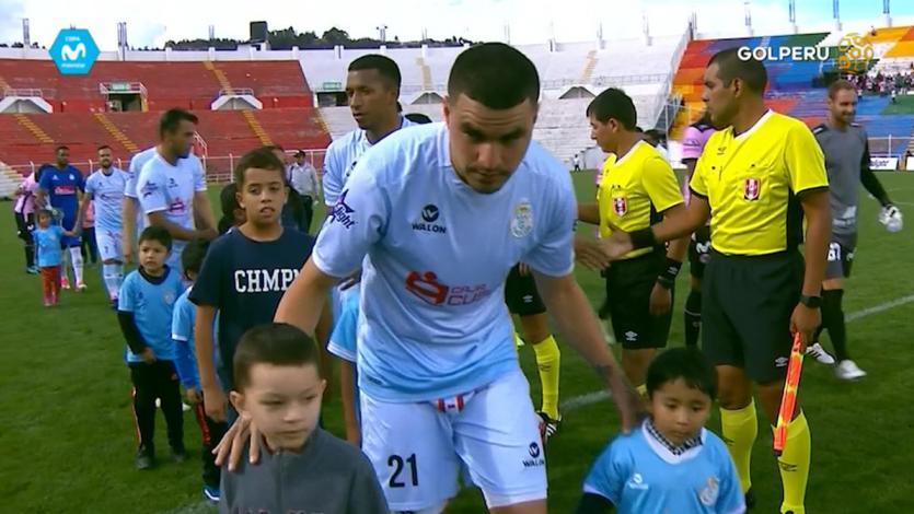 EN VIVO por GOLPERU: Real Garcilaso 2-0 Sport Boys