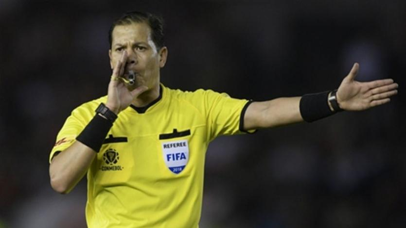 Copa Libertadores: Víctor Hugo Carrillo estará presente en la segunda final