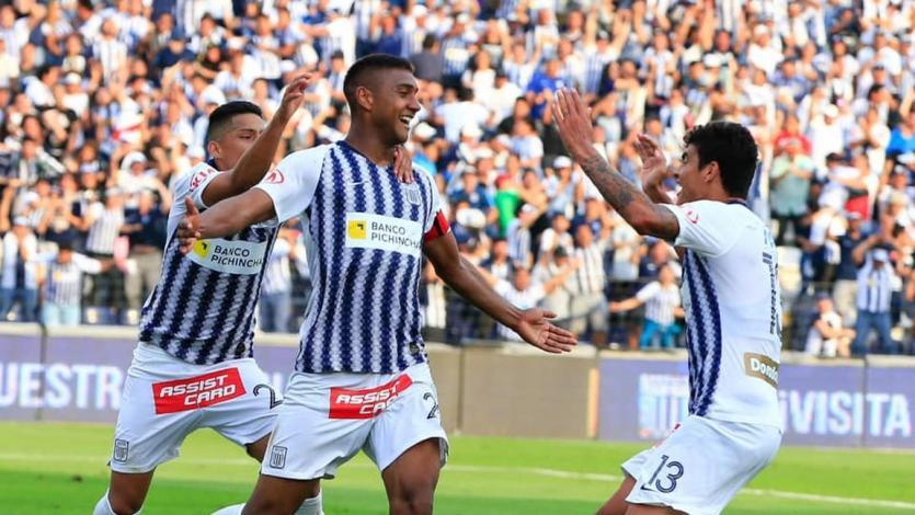 Víctor Marulanda y su ambición con Alianza Lima: