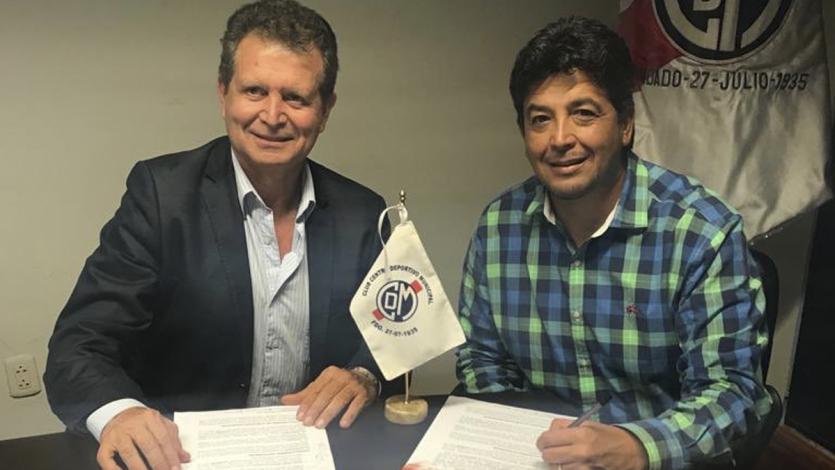 Víctor Rivera renueva con Deportivo Municipal