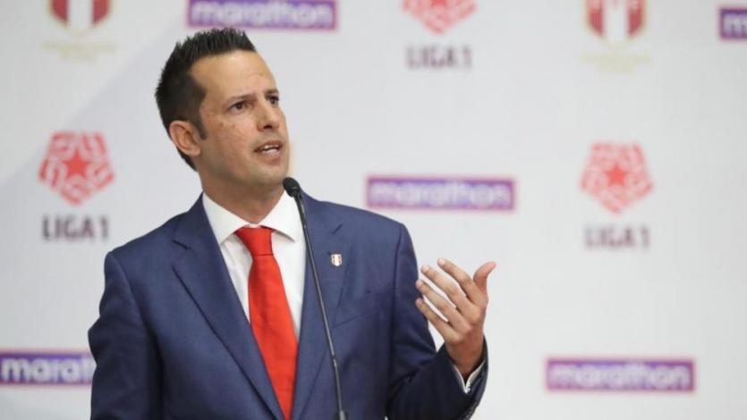 Víctor Villavicencio, gerente de Liga1 Movistar: