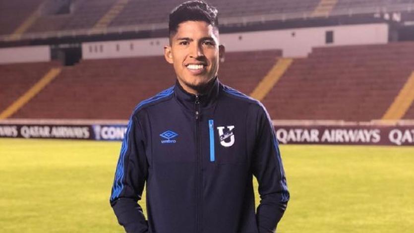 Universitario: se cayó el fichaje de Bruno Vides y no será refuerzo para el 2021