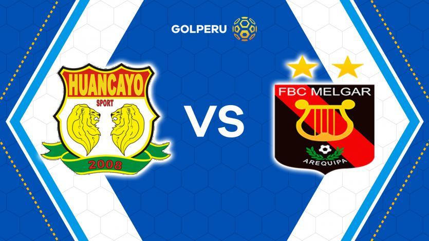 Sport Huancayo y Melgar definen esta tarde al segundo finalista