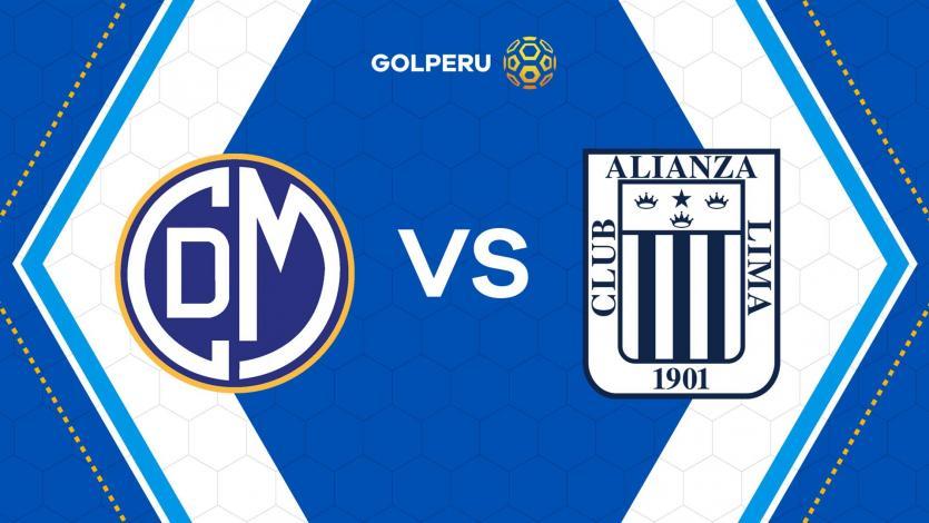 Deportivo Municipal y Alianza Lima miden fuerzas en el Estadio Nacional