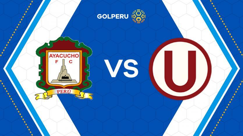 Ayacucho FC se mide ante Universitario en el inicio de la fecha 13