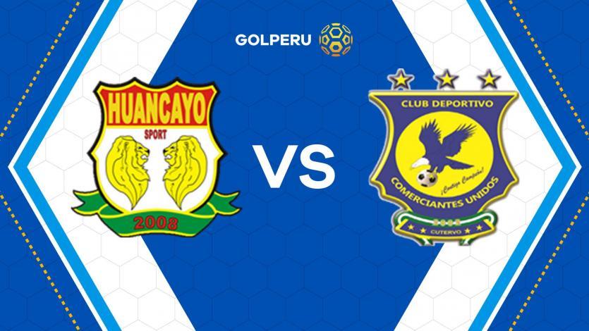 Sport Huancayo recibe a Comerciantes Unidos en la 'Incontrastable'