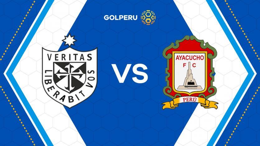 San Martín y Ayacucho FC inician el miércoles de Copa Movistar