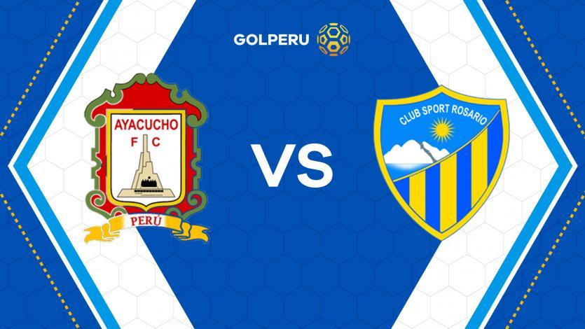 Ayacucho FC y Sport Rosario abren el telón de la fecha 10