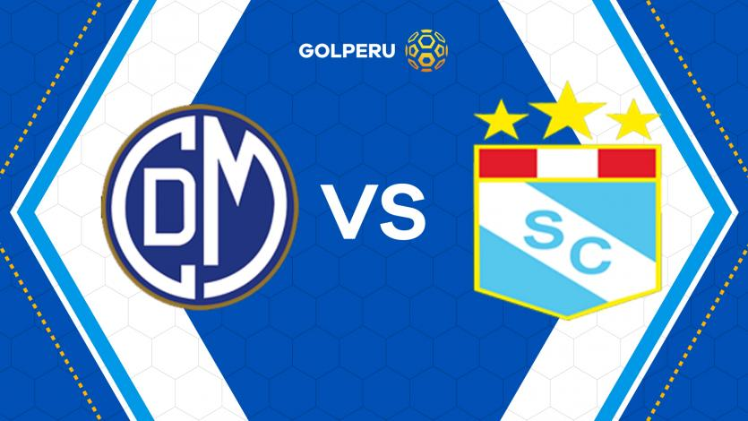 Deportivo Municipal y Sporting Cristal se enfrentan en un partidazo