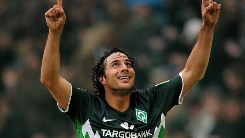 Werder Bremen: Claudio Pizarro sorprendió a todos al elegir el mejor gol de su carrera (VIDEO)
