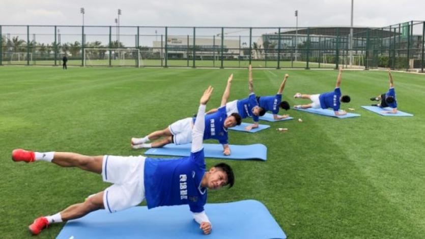 Wuhan: equipos de fútbol de la ciudad vuelven al fútbol tras la crisis por coronavirus en China