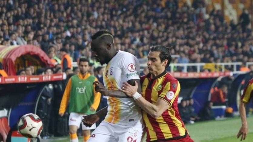 Christian Cueva: así luce el estadio de Yeni Malatyaspor cuando recibe a Galatasaray (VIDEO)
