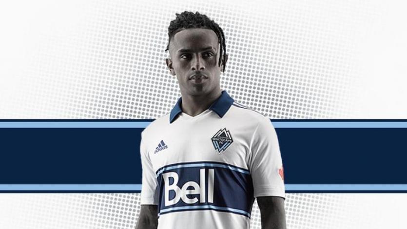 Yordy Reyna renovó por una temporada más con el Vancouver