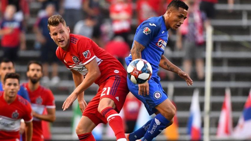 Yoshimar Yotún aseguró que Cruz Azul no está obligado a ser campeón en el fútbol mexicano (VIDEO)