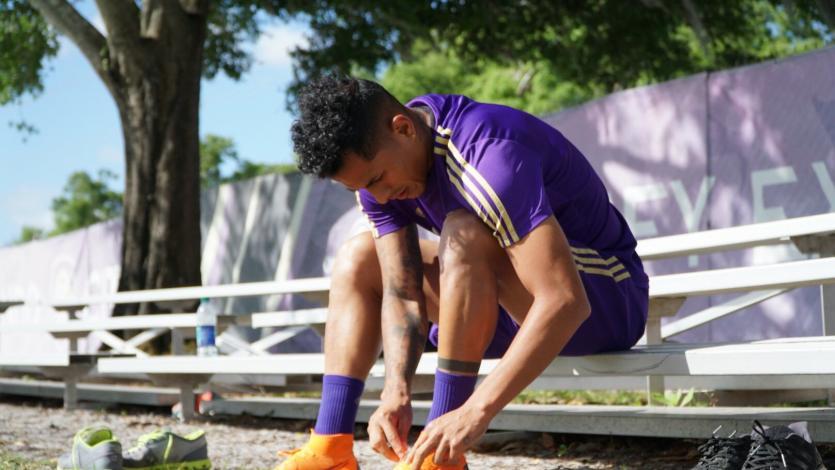 Yoshimar Yotún ya se reincorporó al Orlando City