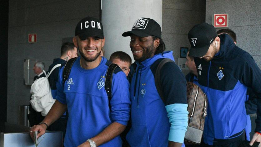 Europa League: Carlos Zambrano y Dinamo Kiev llegaron a Grecia