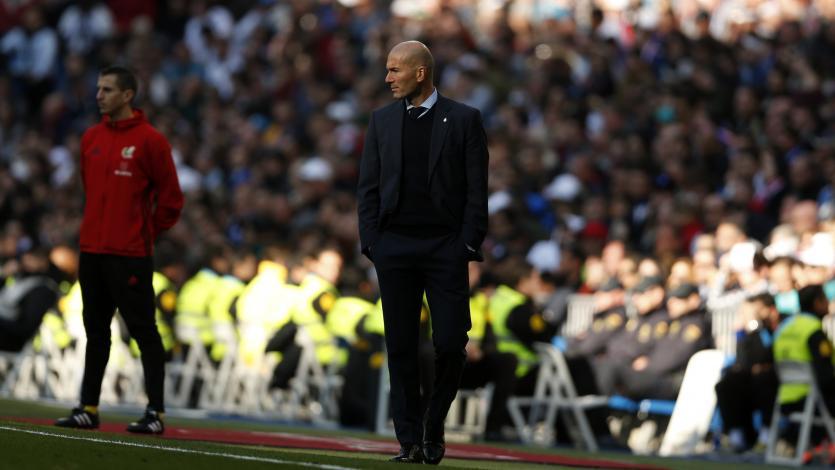 Zinedine Zidane:
