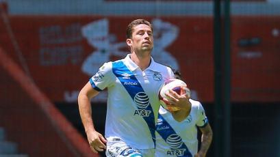 Santiago Ormeño anotó en empate 4-4 del Puebla por la Liga MX (VIDEO)