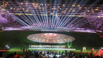 Universitario: el club merengue anunció oficialmente la Noche Crema 2021