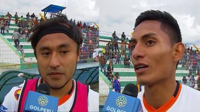 Robert Ardiles y Kevin Sandoval destacan la victoria de Ayacucho FC
