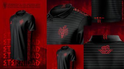 """""""Eternidad"""": FBC Melgar y su nueva camiseta en homenaje a los héroes que luchan contra la pandemia"""