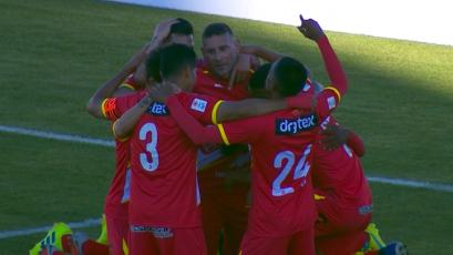 Liga1 Movistar: Sport Huancayo frena y le quita el invicto de local a Deportivo Binacional