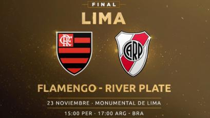 River vs Flamengo: se inició la segunda parte de la venta de entradas para la final de la Copa Libertadores