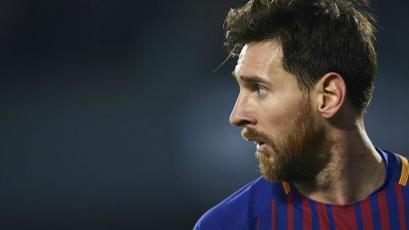"""Lionel Messi: """"Mi objetivo es ganar todos los títulos en equipo"""""""