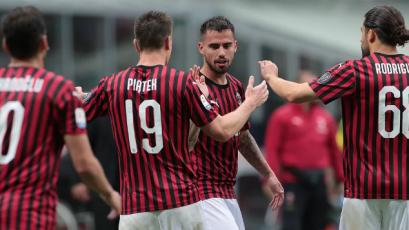 Milan se queda sin Europa League