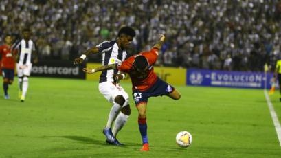 Copa Libertadores: Alianza Lima perdió en debut en Matute con Nacional de Uruguay