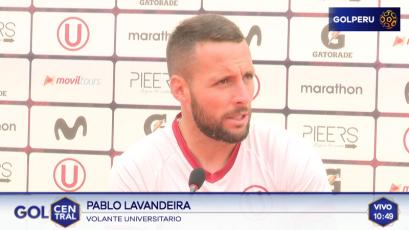 Pablo Lavandeira: