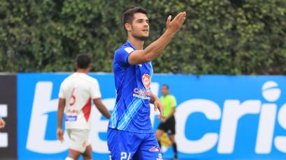 """Diego Saffadi: """"Creo que merecemos más puntos de los que tenemos, pero así es el fútbol"""" (VIDEO)"""