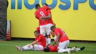 Liga2: Unión Comercio le dio vuelta y triunfó 4-3 ante Santos FC (VIDEO)