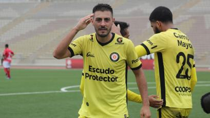 Liga2: Deportivo Coopsol triunfó 1-0 sobre Juan Aurich por la fecha 10 (VIDEO)