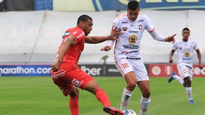 Liga1 Betsson: Sport Huancayo igualó 1-1 ante Ayacucho FC por la fecha 7 de la Fase 2 (VIDEO)