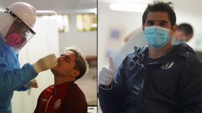 Liga1 Movistar: Universitario pasó pruebas moleculares contra el coronavirus