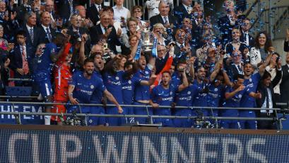 Chelsea se coronó campeón de la FA Cup