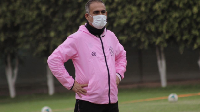 Teddy Cardama sobre la ausencia de Luis Ramírez: